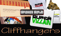 Cliffhanger Collectibles
